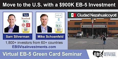U.S. Green Card Virtual Seminar – Ciudad Guayana, Venezuela boletos