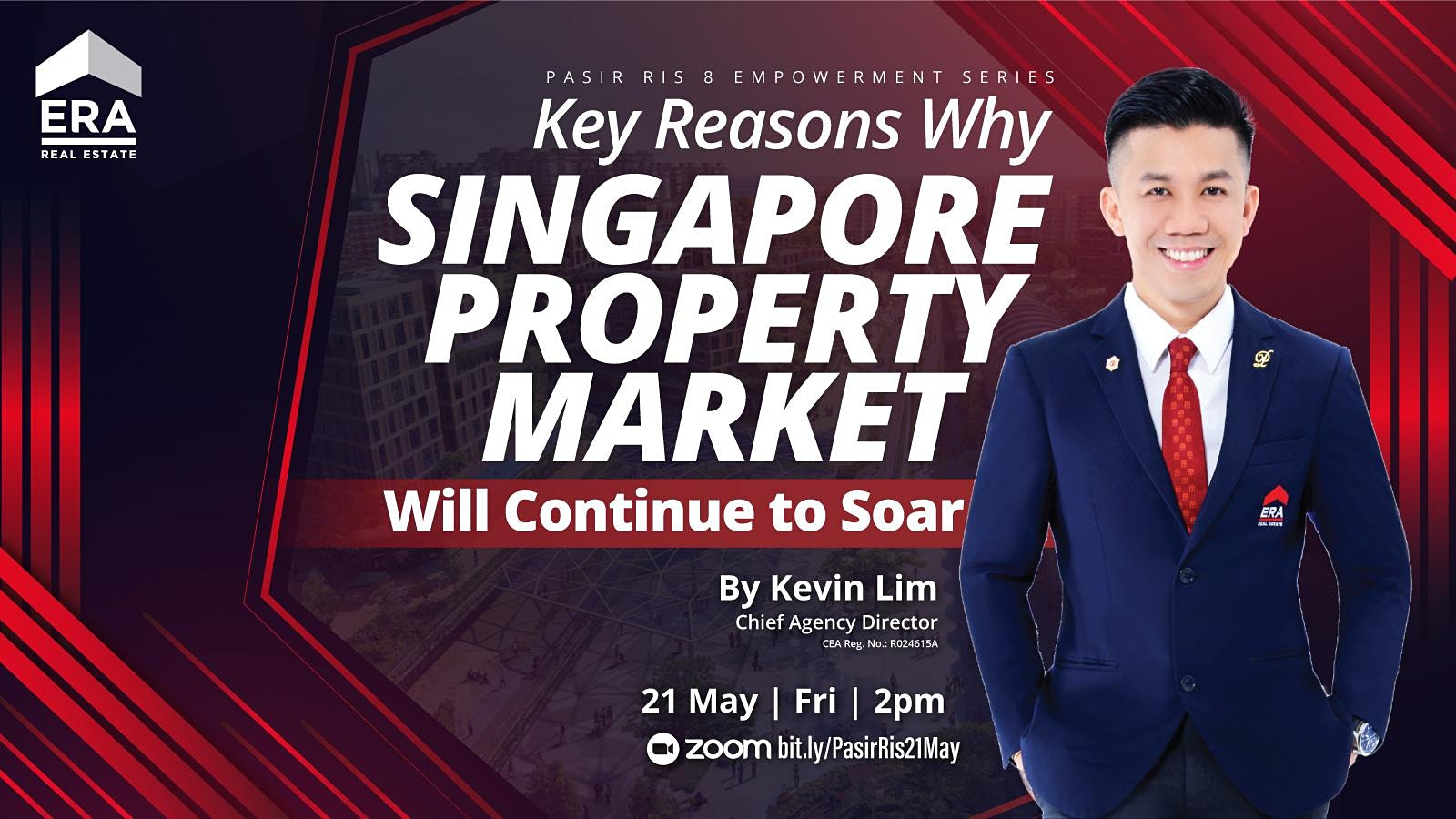 Key Reasons Why Singapore Property Market Will Continue To Soar