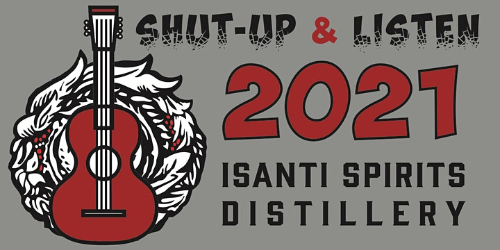 Shut Up and Listen 3 2021: Event 6 Drew Peterson and Moe Dell image