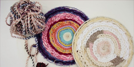 Circle Weaving Workshop : A Makerspace Program tickets
