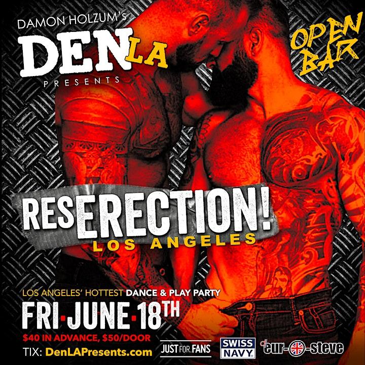 DenLA Presents: ResErection! image