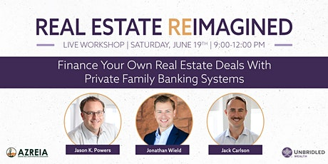 Financing Your Own Deals With Private Family Banking Systems tickets
