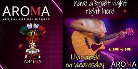 LIVE MUSIC  EVERY  WENESDAY tickets