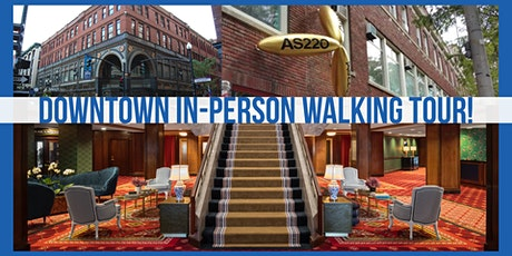 Gallery Night: Downtown Walking Tour tickets