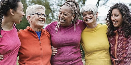 Menopause: Take charge of your hormones tickets