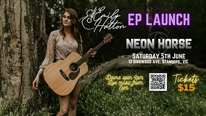Emily Hatton EP Launch tickets