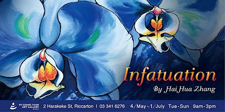 Painting Exhibition: Infatuation image