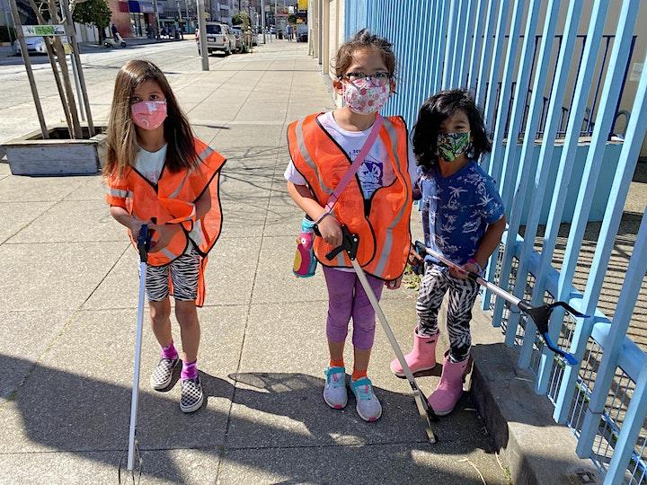Hayes Valley Neighborhood Cleanup image
