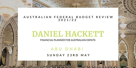 2021/22 Australian Federal Budget Review Tickets