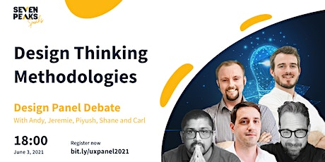 UX Panel: Design Thinking Methodologies tickets