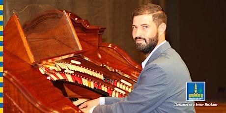 Lord Mayor's City Hall Concert- David Bailey - Silent Movie (Organ Concert) tickets