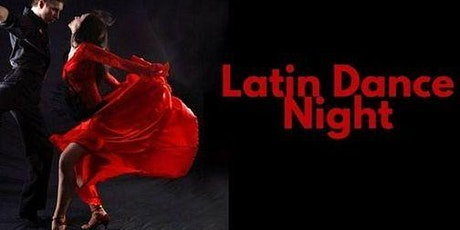 Club 50/50 Latin Dance Event tickets