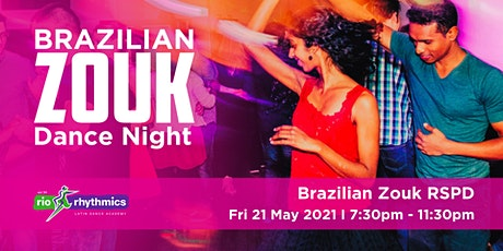 Brazilian Zouk RSPD Night tickets