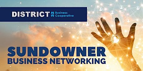 District32 Quarterly Business Sundowner - Fri 25 June tickets