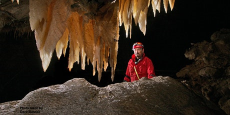 Exploring the World of Caves with Veteran Cave Explorer Frank Binney tickets