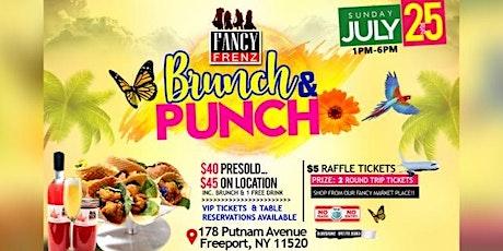 FancyFrenz Brunch & Punch Fundraiser tickets