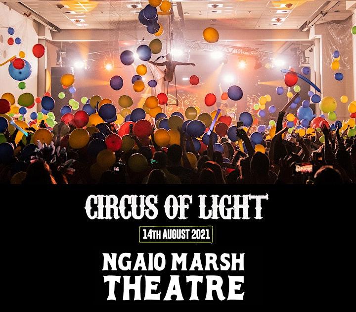 Circus of Light image