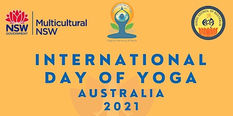 International Yoga Day Australia  2021 tickets