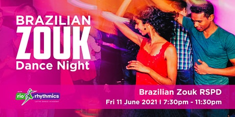 Brazilian Zouk RSPD Dance Night tickets