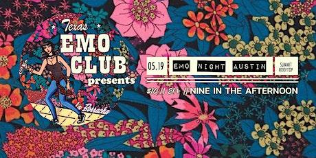 EMO NIGHT AUSTIN tickets