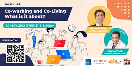 Co-Working & Co-Living. What it is about? tickets