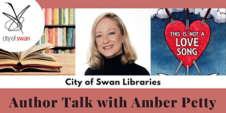 Author Talk with Amber Petty (Beechboro Library) tickets