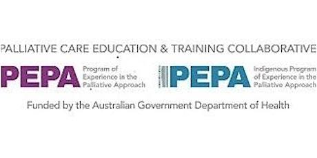 PEPA Palliative Approach Workshop - Mildura tickets
