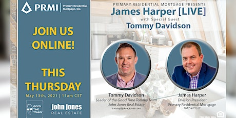 [NEW] Get Results with Real Estate - James Harper [Live] - PRMI tickets