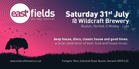Eastfields Takeover - Pop Up Pub at the Brewery tickets