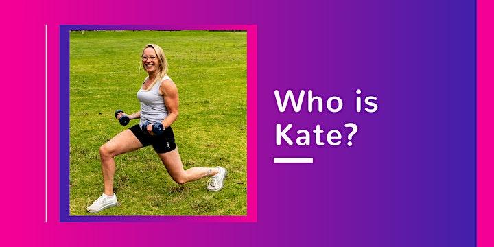 Run It by Kate Fun Run - Running for mental health - headspace image