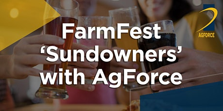 FarmFest 'Sundowners' with AgForce tickets