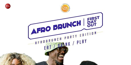 AfroBrunch & Chill Vol. 4 (Party Edition) tickets