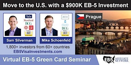 U.S. Green Card Virtual Seminar – Prague, Czech Republic tickets