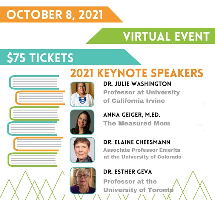 Wasatch Reading Summit Fall 2021 Virtual Conference image