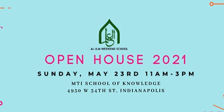 AL ILM Weekend School Open House tickets