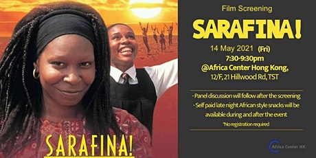 Film Screening | Sarafina! tickets
