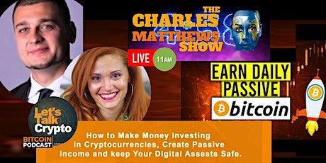 How To Earn Passive Income With Cryptocurrency 2021 tickets