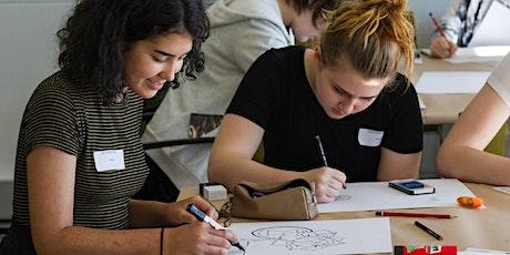 Teens: Draw Along - Revolutionary Drawing tickets