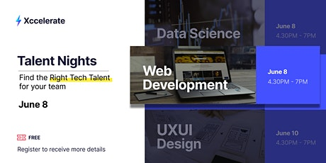 Software Engineering Talent Night: Finding the Right Technical talent tickets