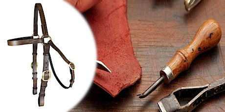 Intro to Saddlery: Barcoo Bridle Making 2 Day Workshop with Alison Berton tickets