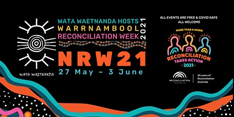 Warrnambool National Reconciliation Week tickets