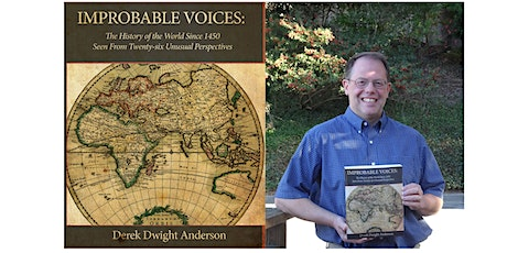 "Women's History: ""Improbable Voices"" Book Discussion with Derek Anderson tickets"