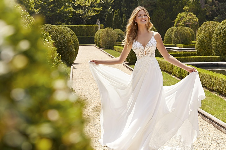 Mori Lee  NY Spring 2021 Bridal Trunk Show, exclusively at Eternal Weddings image