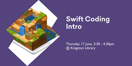 Swift Coding Intro with Kingborough Robotics @ Kingston Library. Ages 8-12 tickets