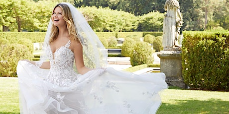 Mori Lee  NY Spring 2021 Bridal Trunk Show, exclusively at Eternal Weddings tickets