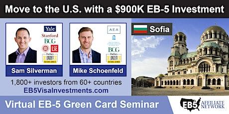 U.S. Green Card Virtual Seminar – Sofia, Bulgaria tickets