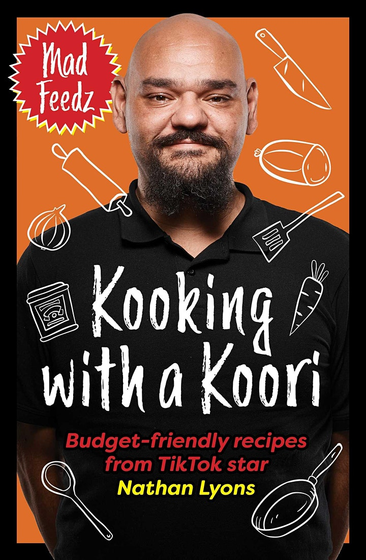 Southern Deadly Yarns 2: Kooking with a Koori - Online Author Talk image