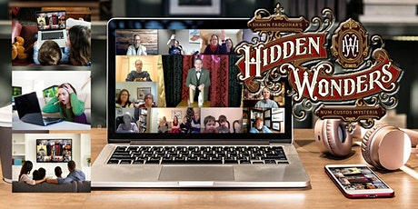 Hidden Wonders Magic Experience -  Co-op Radio Benefit (Virtual Edition) tickets