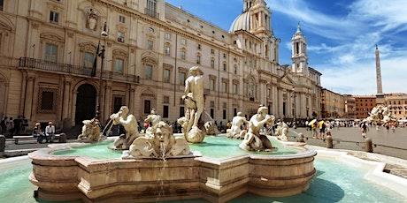 Una passeggiata per la Roma Barocca da Piazza di Spagna a Piazza Navona biglietti