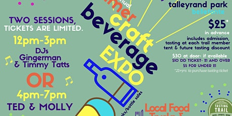 4th Annual Craft Beverage Expo tickets